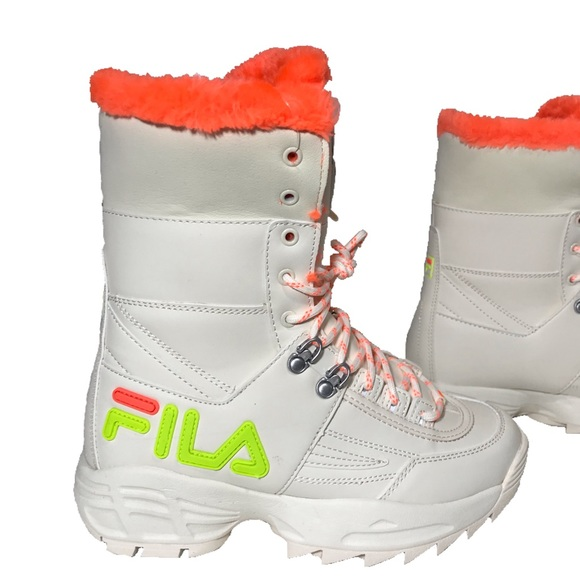 Fila Shoes - Women's Fila Disruptor Boots. Multiple sizes.